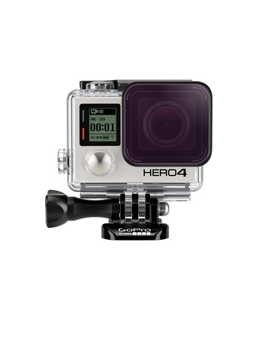Dalış Filtresi Magenta (40M Standart Kamera Kutusu İçin)-GoPro